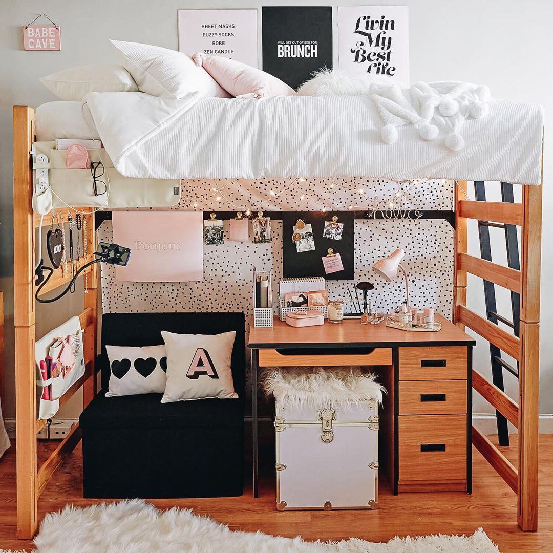 Как украсить комнату в общежитии фото_12