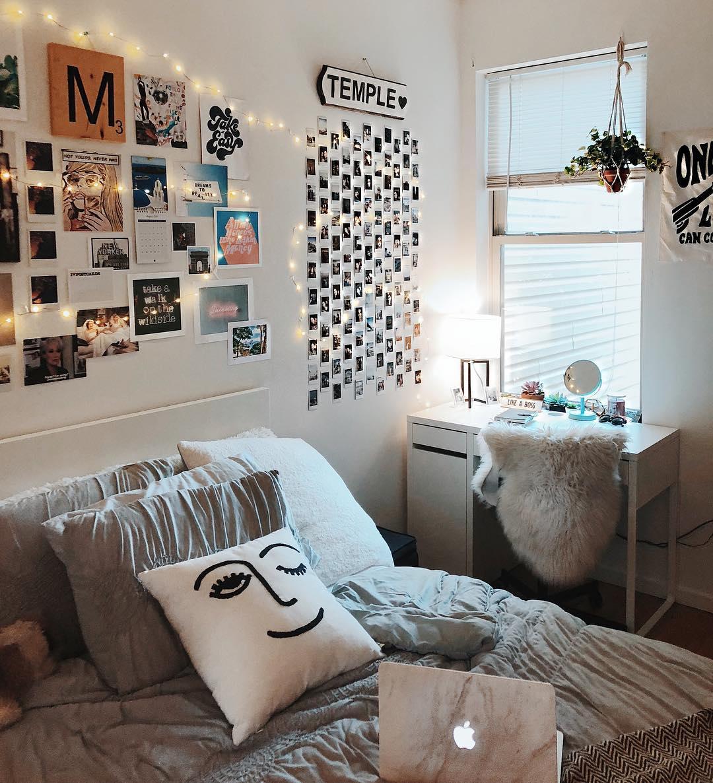 Как украсить комнату в общежитии фото_4