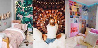 Как украсить комнату в общежитии фото идеи