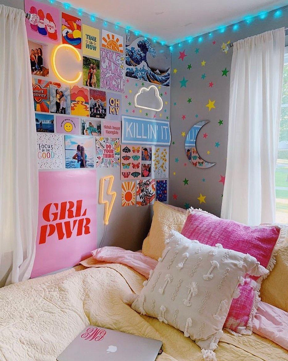 Как украсить комнату в общежитии фото_2