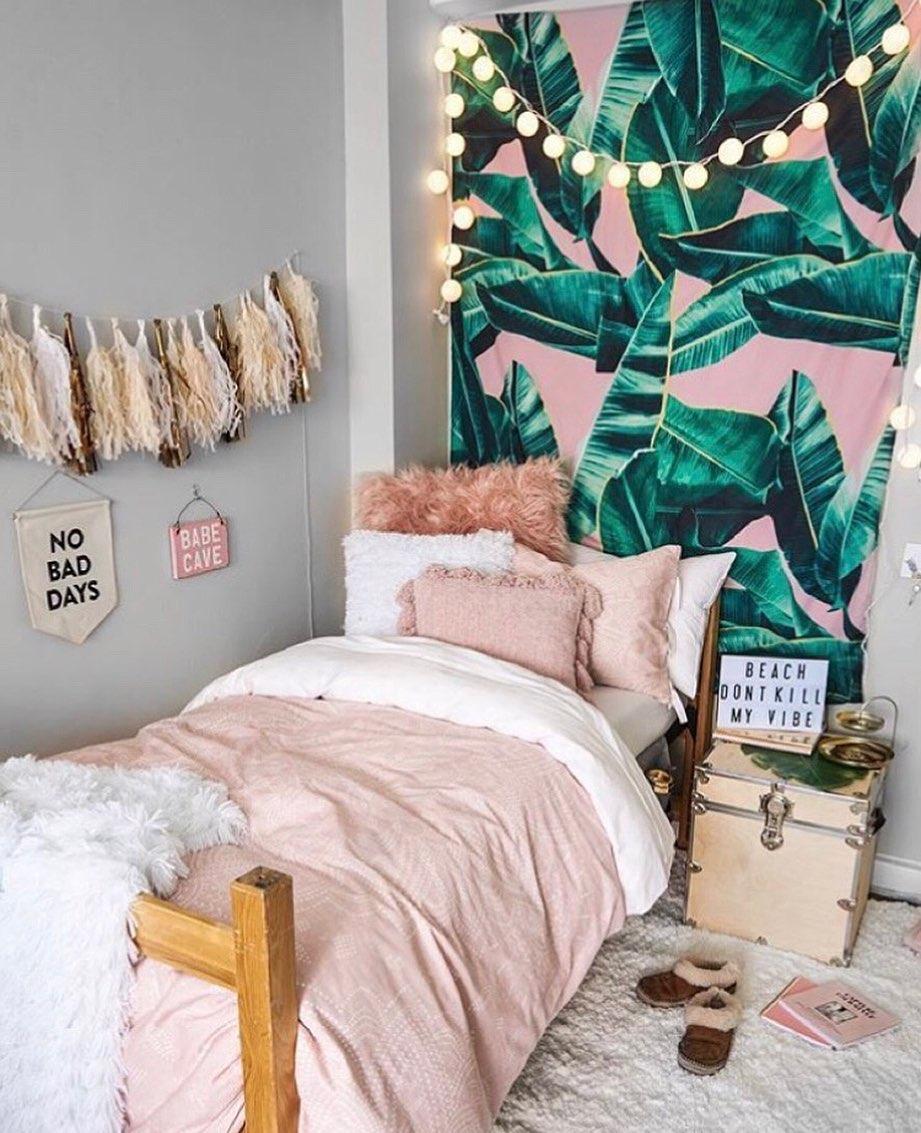 Как украсить комнату в общежитии фото_3