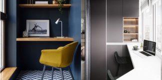 как сделать маленький балкон однушки рабочим местом