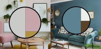 9 трендовых идей цветового оформления гостиной